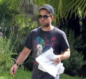 Robert Pattinson : Bye bye Kristen, il déménage après la trahison