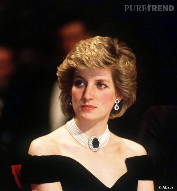Reflet parfait de sa personnalité, la coupe courte de Lady Di est devenue aussi mythique que la Princesse.