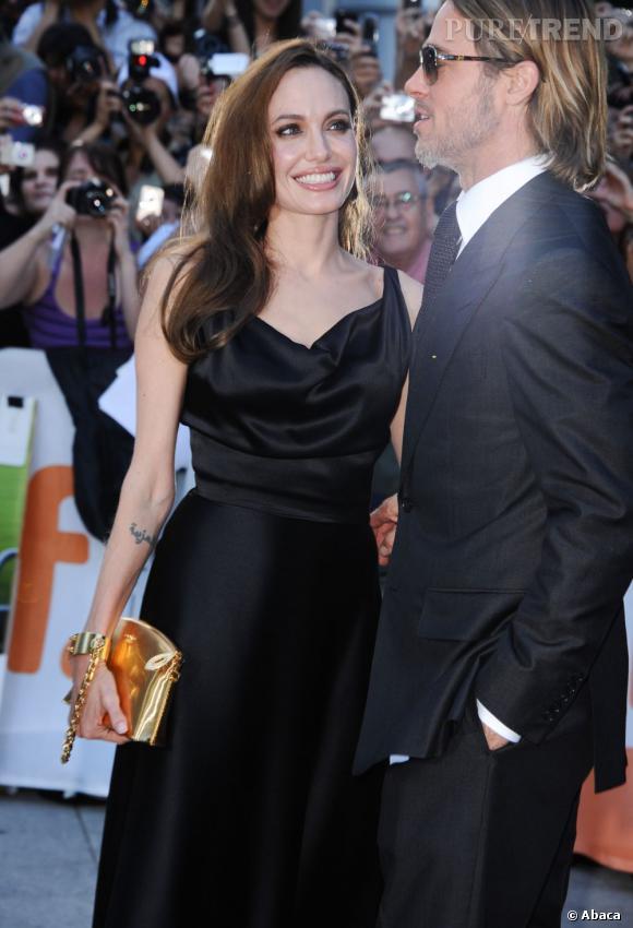 Angelina Jolie et Brad Pitt, un mariage avec seulement 20 invités ?
