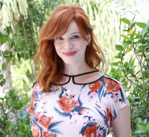 Christina Hendricks : un look mamie qui refroidit les ardeurs ! Le flop mode du jour