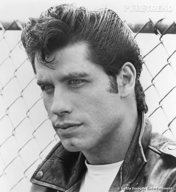 John Travolta Dans Grease Lui Redonne Un Coup De Jeune En