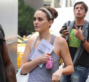 Leighton Meester et Blake Lively : c'est relâche mode sur le tournage de Gossip Girl !