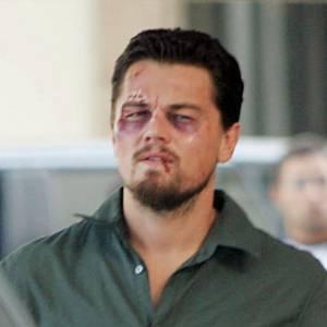 Le flop Leonardo DiCaprio : Mais qu'est-il arrivé à Leo ? Ouf, ce n'est que du maquillage... très réussi !