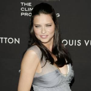 Adriana Lima a quant à elle pris 12 kilos.
