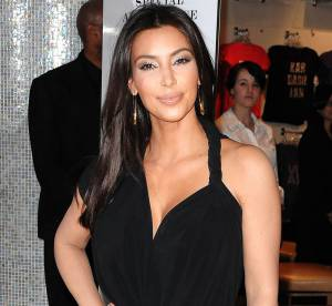 Kim Kardashian, privee d'etoile sur le hollywood boulevard