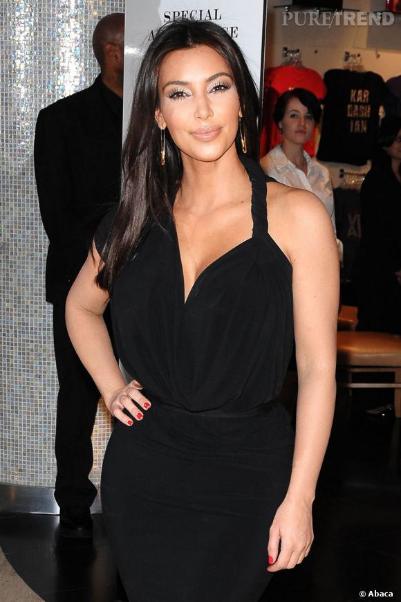 La dernière lubie de Kim Kardashian ? Avoir son étoile sur le Walk of Fame d'Hollywood Boulevard...