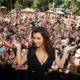 Kim Kardashian semble avoir confondu popularité et talent, ne décroche pas son étoile qui veut.