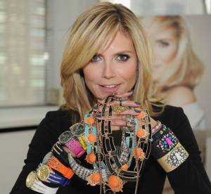 Les bijoux fous d'Heidi Klum
