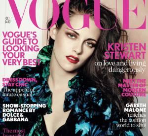 Kristen Stewart refait surface pour Vogue