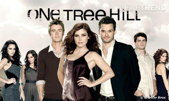 """La série """"One Tree Hill"""" aura eu droit à 9 saisons. Un score raisonnable !"""