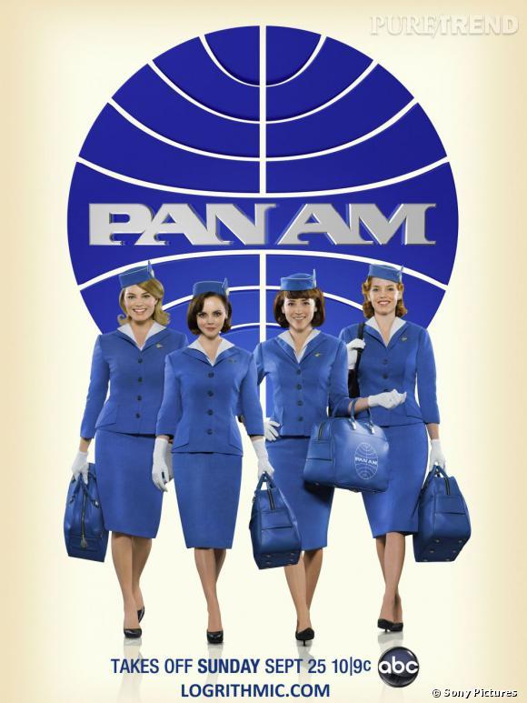"""Les hôtesses de l'air de """"Pan Am"""" n'auront même pas eu le temps de montrer tout leur potentiel."""