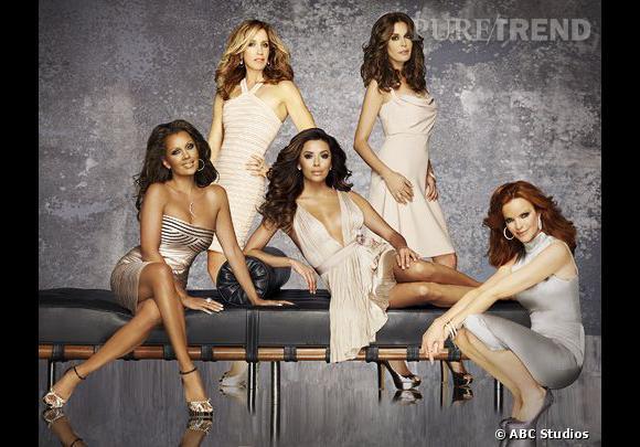 Entre glamour et humour, les quatre Housewives auront marqué le petit écran.
