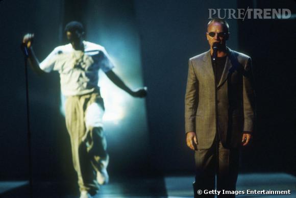 En 1997, Puff Daddy rend hommage au rappeur Notorious B.I.G. avec entre autres Faith Evans et Sting.