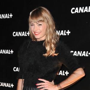 La Miss Météo de la matinale de Canal + a fait ses premiers pas mode lors de la soirée de rentrée de la chaîne.