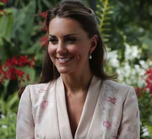 Kate Middleton : une virée en Asie très mode avec le Prince William
