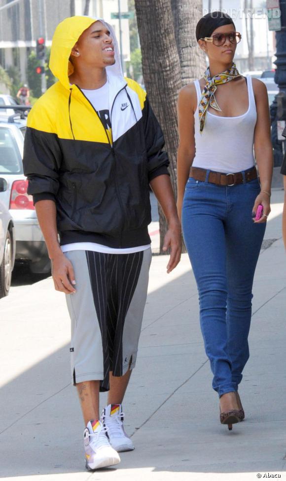 Rihanna et Chris Brown sont restés amis depuis leur rupture. Une amitié qui énervent les fans puisque le rappeur a battu Rihanna !