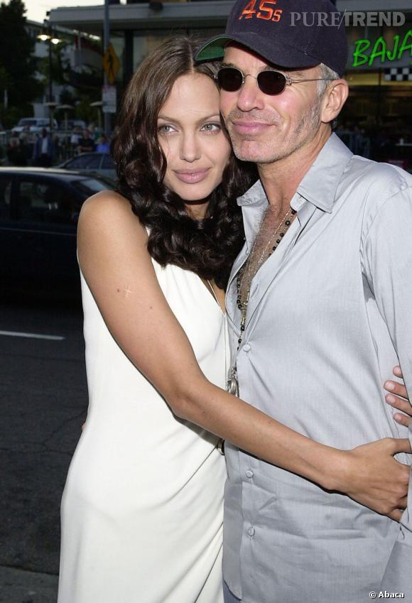 Angelina Jolie et Billy Bob Thornton sont restés très proches malgré leur divorce. L'actrice a même écrit la préface de la biographie de son ex.