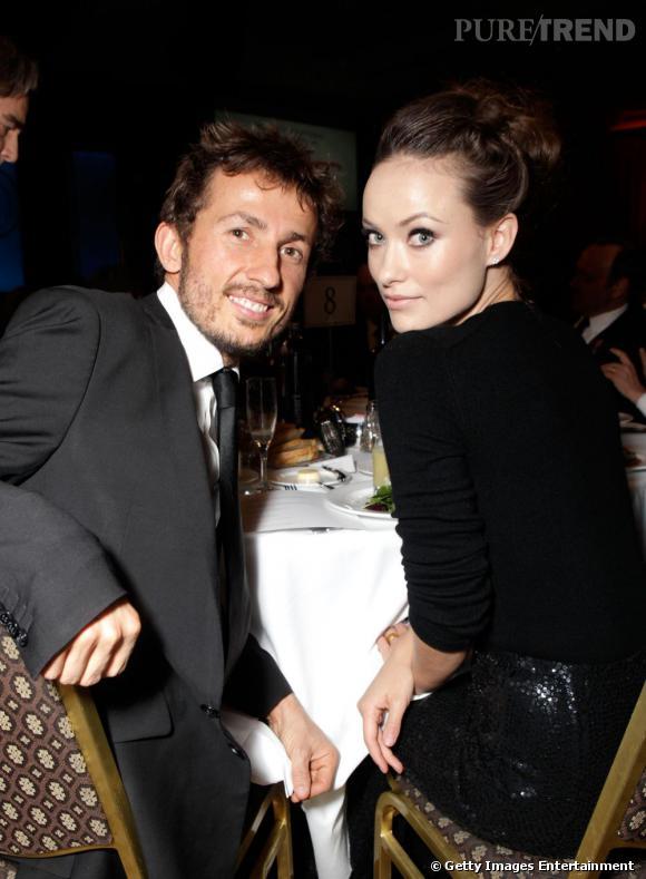 Olivia Wilde et Tao Ruspoli sont restés mariés de 2003 à 2011... Malgré leur divorce, cela ne les empêche pas de se voir quand l'actrice passe par Venise !
