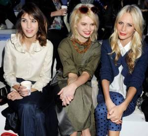 Alexa Chung, Poppy Delevingne, les soeurs Geldof : les it-girls incontournables de la Fashion Week de Londres