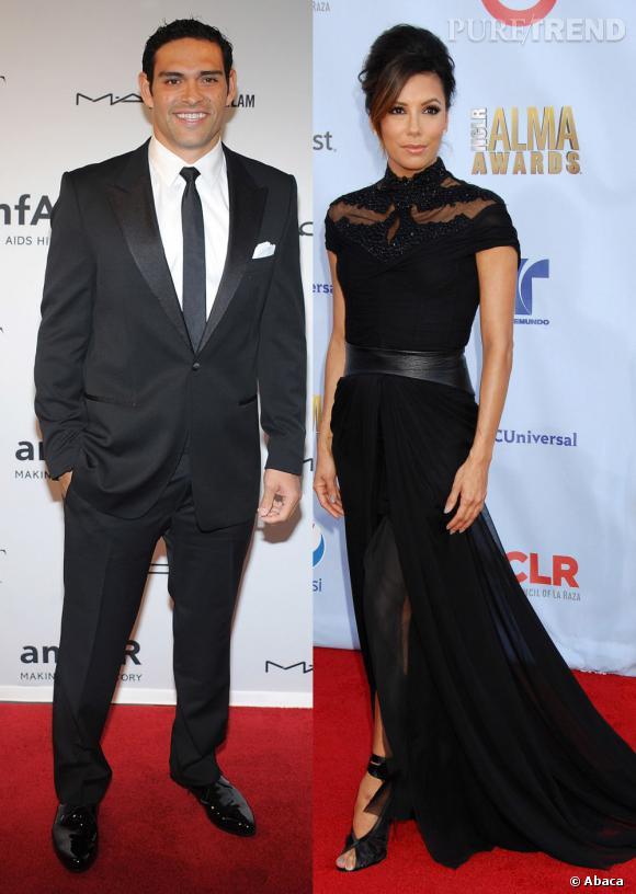 Eva Longoria confirme qu'elle est en couple avec Mark Sanchez.