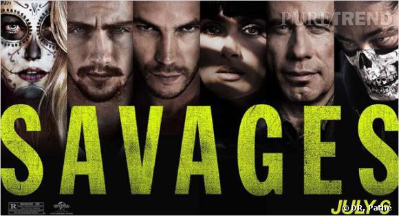 """""""Savages"""", au cinéma le 26 septembre."""