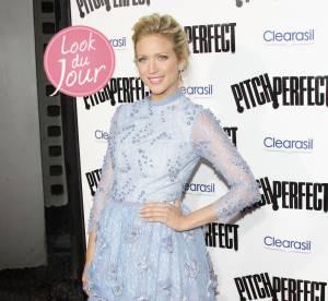 Brittany Snow : sublime babydoll pour la première de Pitch Perfect à L.A