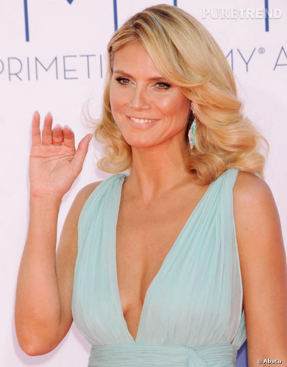 Heidi Klum a été choisie pour présenter les MTV Europe Music Awards 2012. Ils se tiendront cette année à Franfort.