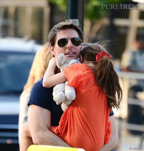 Tom Cruise aurait décidé de s'éloigner de la Scientologie pour mieux se rapprocher de sa fille.