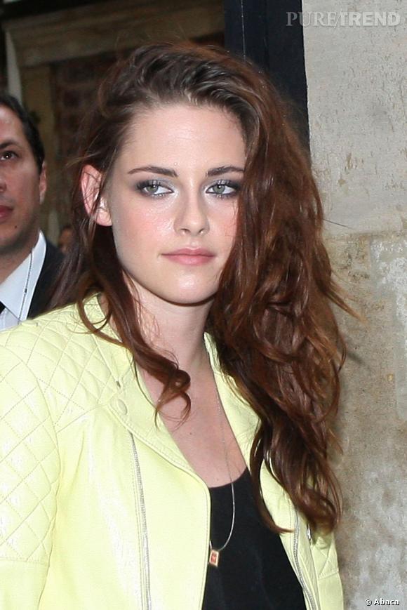 Kristen Stewart aurait réussi à se faire pardonner en jurant à Robert qu'elle n'a jamais couché avec Rupert Sanders...