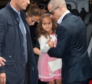 Jennifer Lopez : un sac Chanel a 2100 dollars pour sa fille de 4 ans