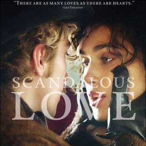 """Anna Karénine choque lorsqu'on apprend sa liaison avec Vronski. D'où """"l'amour scandaleux""""."""
