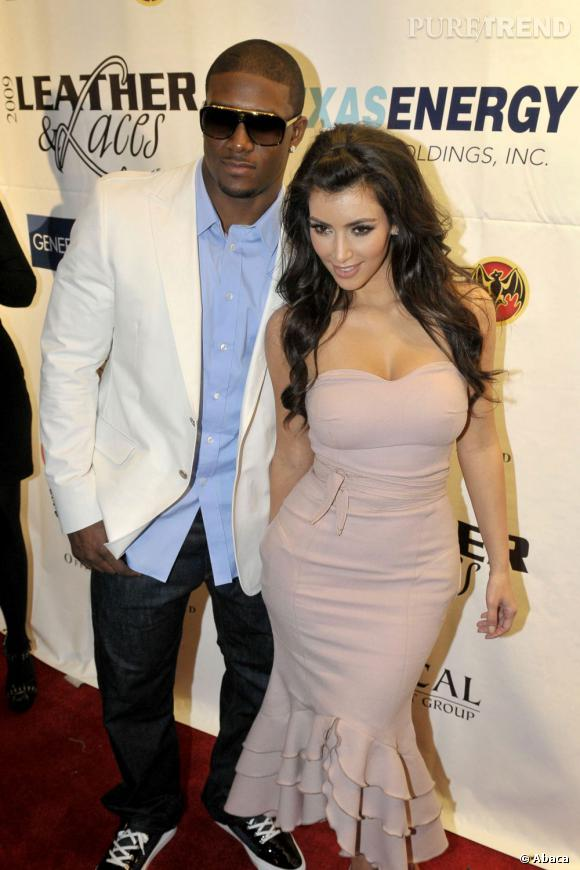 Kim Kardashian est restée trois ans avec son ex Reggie Bush. Mais en 2010, ils se séparent et la star se met en couple avec Kris Humphries.