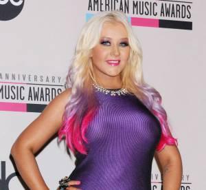 Christina Aguilera, un effet d'optique grossier... Le flop mode