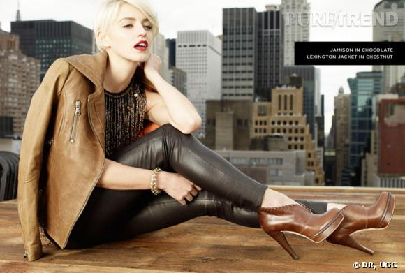 Campagne UGG Automne-Hiver 2012/2013