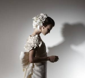 Mariage : zoom sur la collection Lanvin Blanche