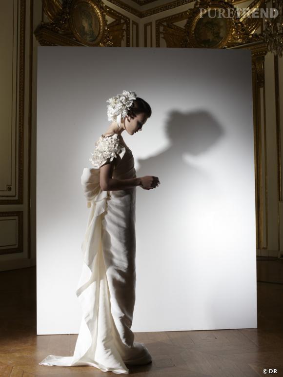 Collection Lanvin Blanche Eté 2013