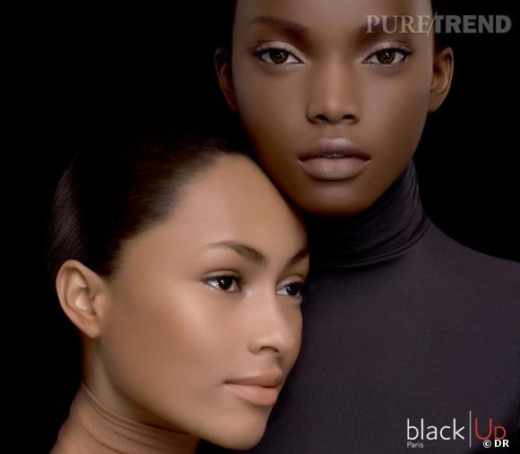 Les peaux noires et métisses ont des problématiques tout à fait différentes. Le maquillage doit donc s'adapter à leurs besoins.