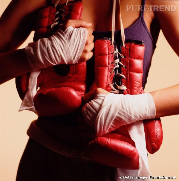 Nouveau challenge : la boxe Thaï.