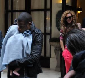 Beyoncé et Jay-Z : face à la justice, impossible de protéger ''Blue Ivy''