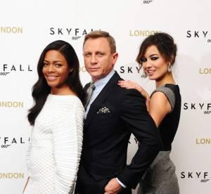 Bérénice Marlohe, Daniel Craig, Javier Bardem : Skyfall, une avant-première très chic à Londres
