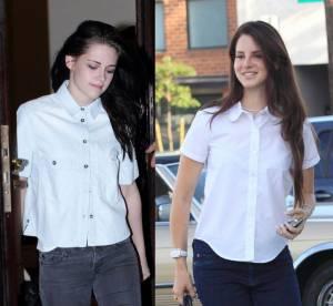 Kristen Stewart et Lana Del Rey : une ressemblance surprenante...
