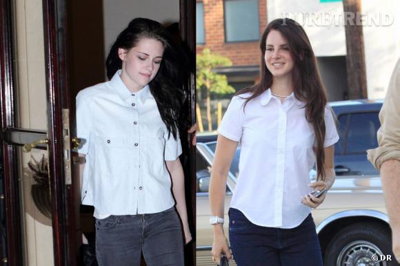 Kristen Stewart et Lana Del Rey : un petit quelque chose en commun.