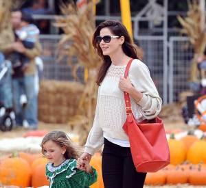 Michelle Monaghan a habillé sa fille pour l'occasion.