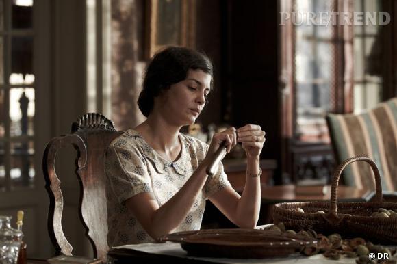 """Audrey Tatou fait son come-back dans le dernier film de Claude Miller, """"Thérèse Desqueyroux""""."""