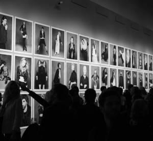 La Petite Veste Noire de Chanel : Les photos de l'inauguration de l'exposition à Paris