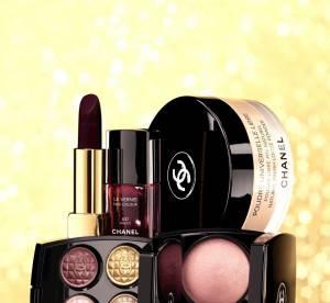Collection Eclats du soir de Chanel : un look de femme fatale