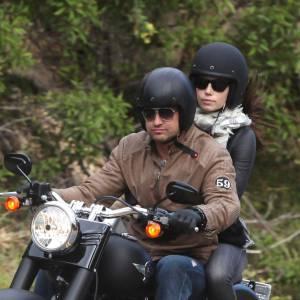 Voici une des rares photos montrant Gerard Butler et Jessica Biel pendant leur courte relation.