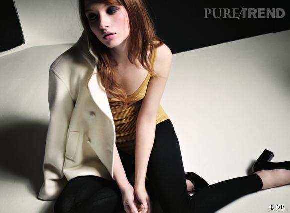 Petit Bateau collection Automne-Hiver 2012/2013 : silhouette coup de coeur