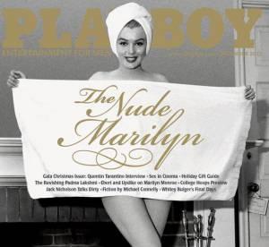 Marilyn Monroe renait dans les pages de Playboy