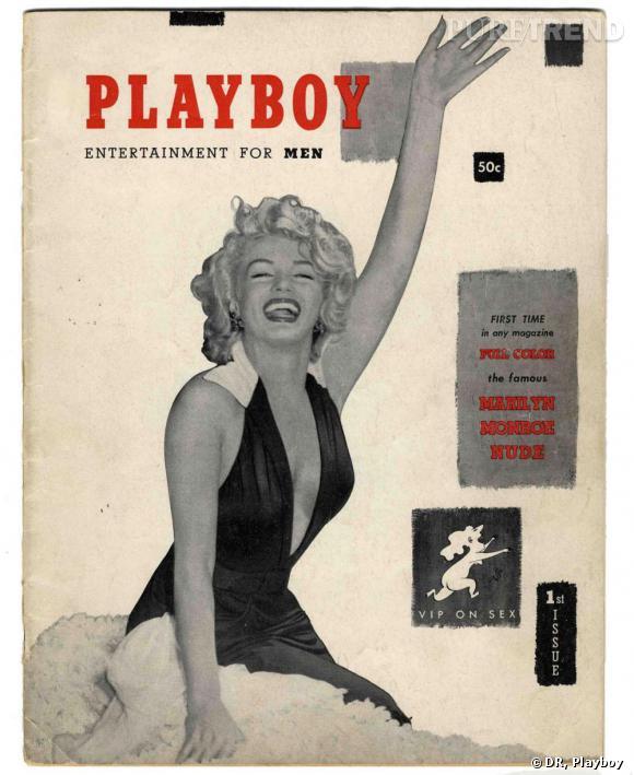 Marilyn Monroe n'avait pas peur de poser nue.